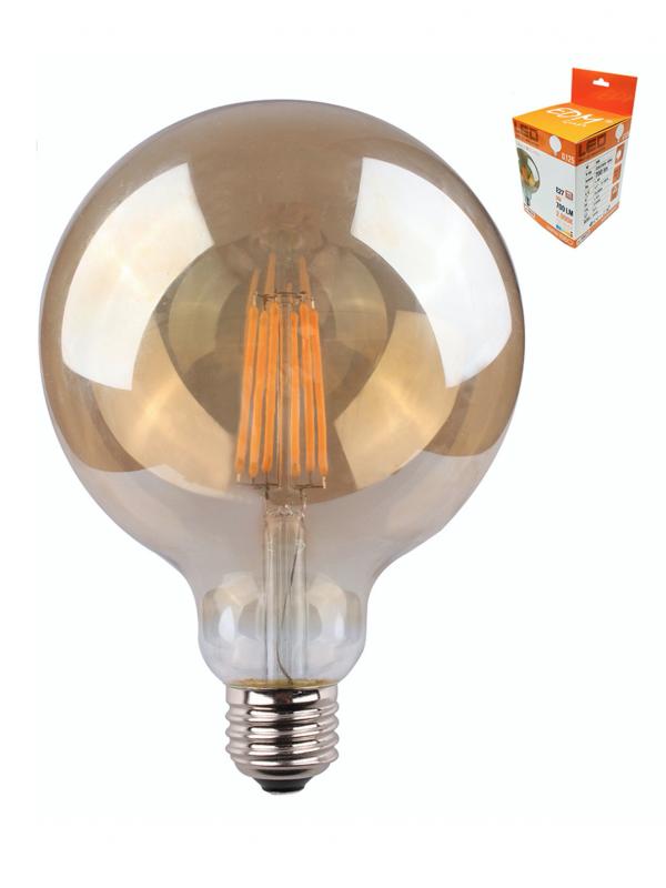 Bombilla globo LED E27 (Ø 9,5 cm)