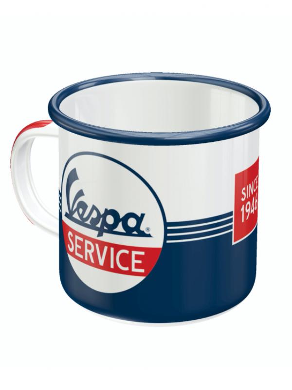 Mug Vespa - Service