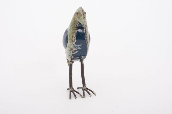 Pájaro metal