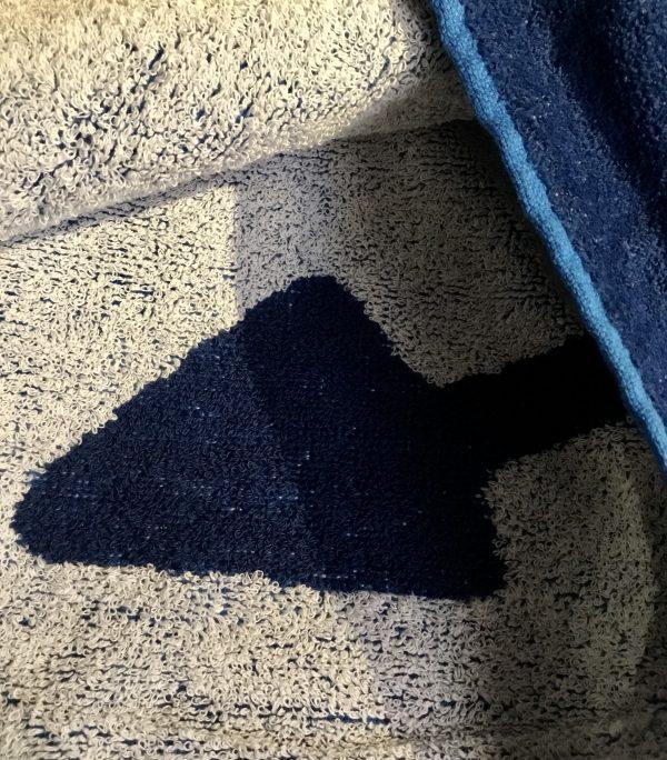 Tovallola blava Àncora