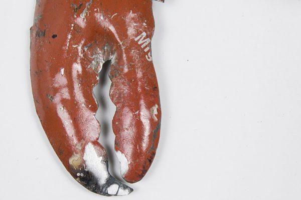 Langosta metálica (44 cm)