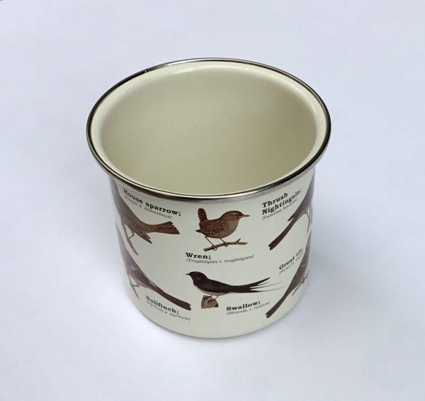 Mug Pájaros
