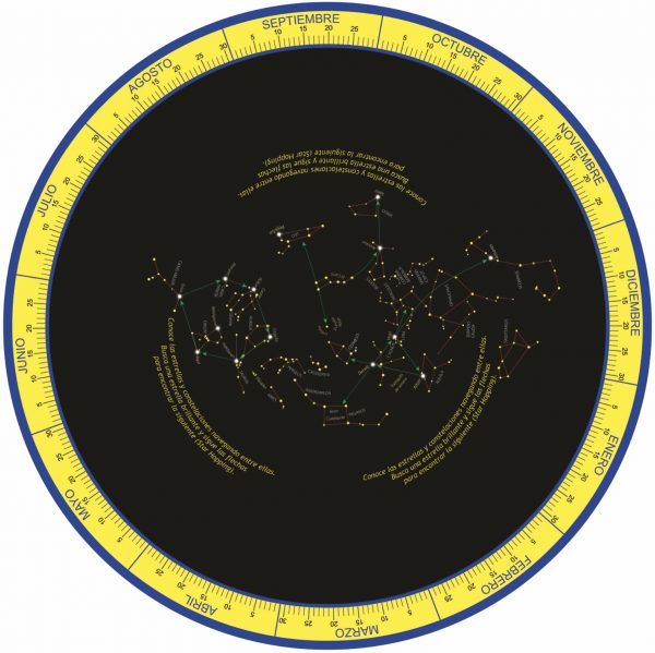 Planisferio Estelar