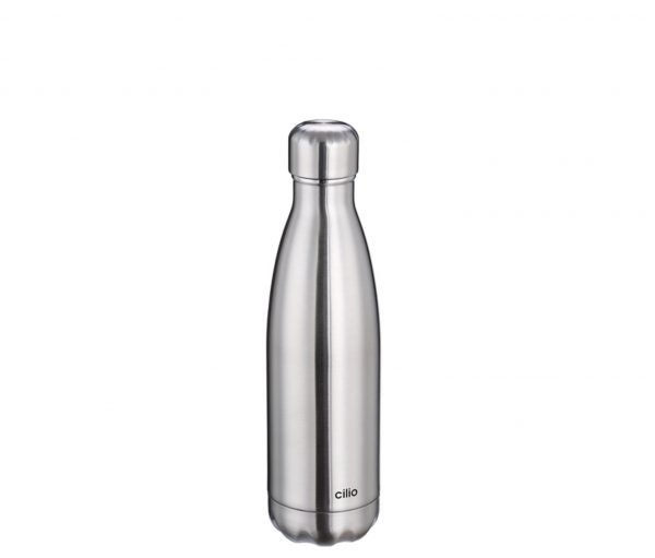 Botella térmica (acero/500 ml)