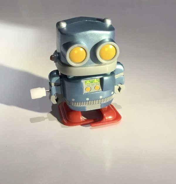 Robot a cuerda (4 modelos)