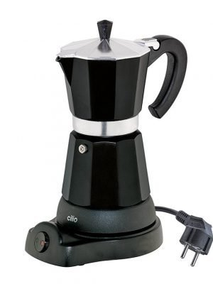 Cafetera eléctrica (6 tazas)