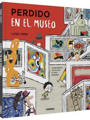 «Perdido en el museo» «Perdut al museu»