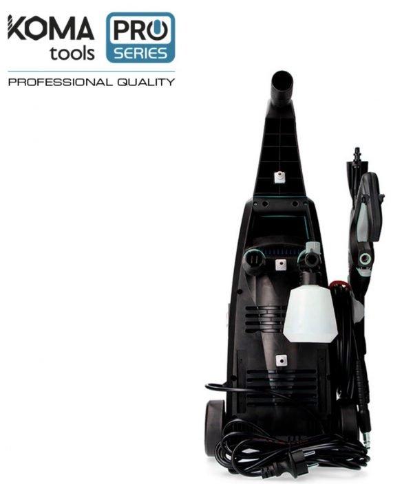 Hidrolimpiadora de alta presión 105 BAR 1500 W