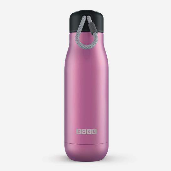 Zoku botella 350 ml (púrpura)
