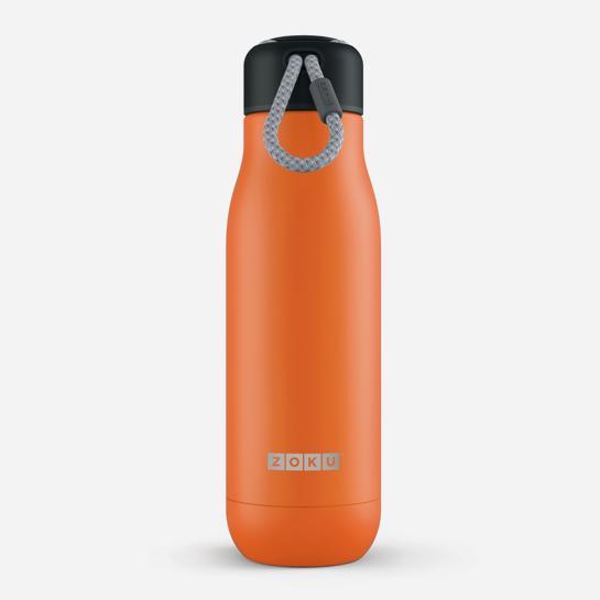 Zoku botella 500 ml (naranja)