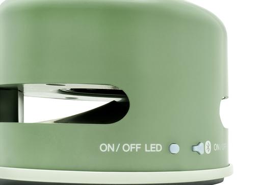 Altavoz-quinqué LED (5 colores)