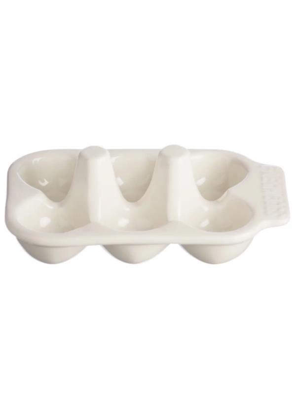 Huevera de cerámica (1/2 docena)