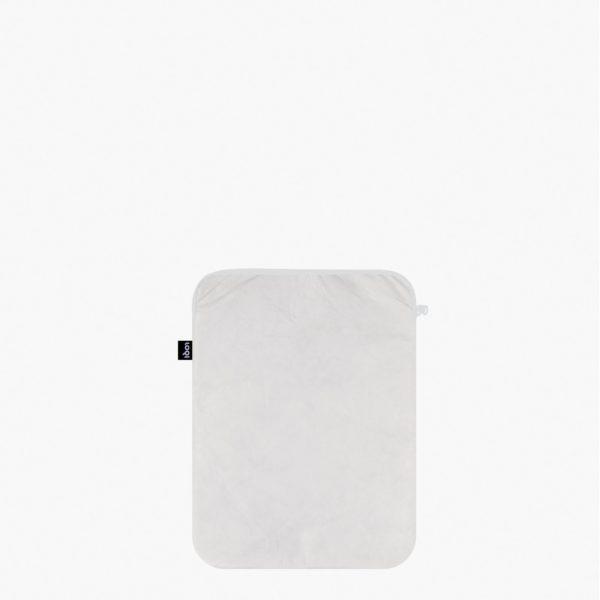 Funda para portátil Tyvek (blanca)