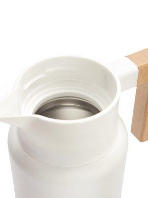Termo con asa de madera (1,3 L)