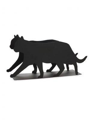 Revistero Gato (negro)