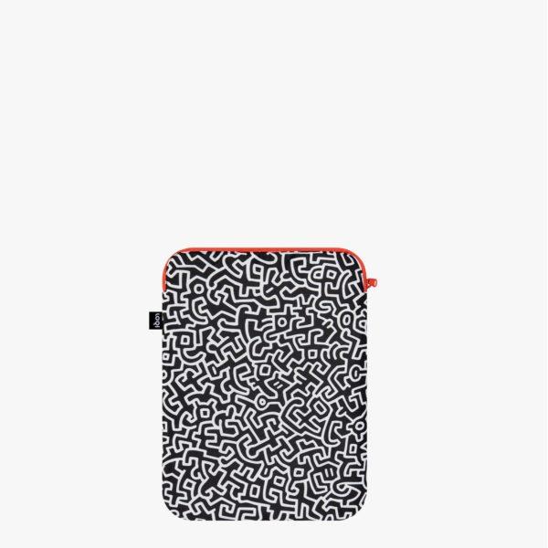 Funda para portátil Keith Haring (100 % reciclada)
