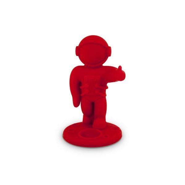 Soporte para cepillo Apolo (rojo)