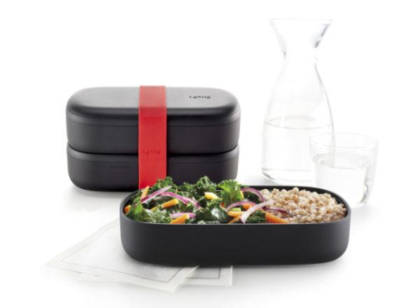 LunchBox To Go (negro - Edición Limitada)