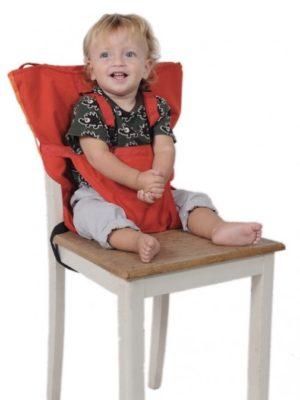 Subjecció infantil Sack & Sit amb tirants regulables