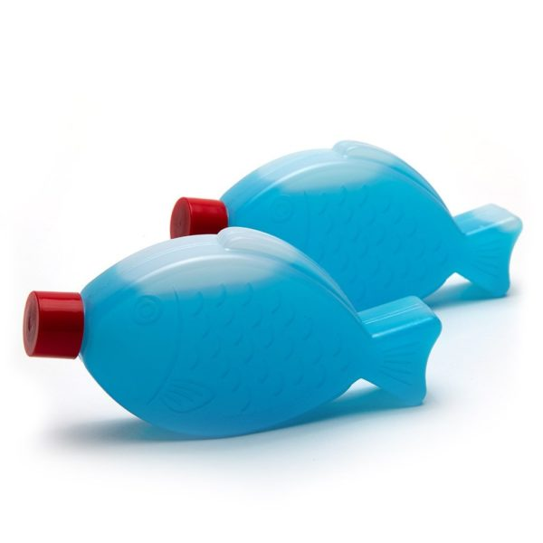 Placa de hielo Pez Azul