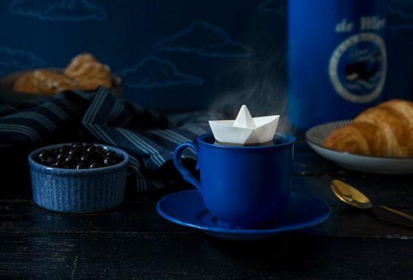 Infusor Paper Boat de Ototo Design