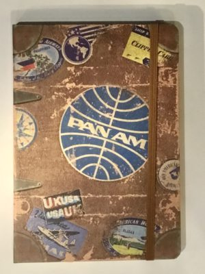 Libreta A5 - Pan Am