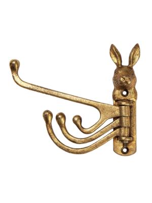 Multigancho Conejo (dorado). ¡Próximo en llegar!