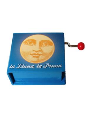 Manivela musical</br>«La lluna la pruna» (canción popular)