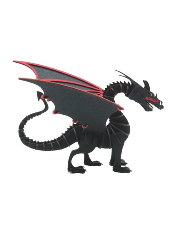 Dragón 3D