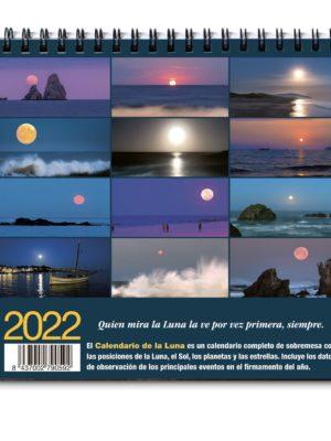 Calendario de la Luna 2022 (castellano)