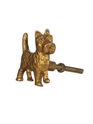 Tirador Terrier (dorado). ¡Próximo en llegar!