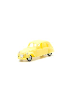 Miniatura escala H0 Citroën 2CV (varios colores) ¡Próximo en llegar!