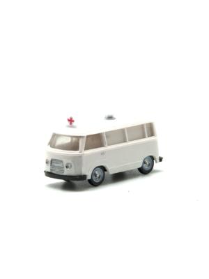 Miniatura escala H0 Ford FK 1000 ambulancia