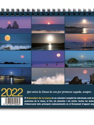 Calendario de la Luna 2022 (catalán)