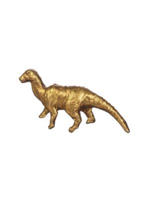 Tirador Dinosaurio (dorado)