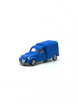Miniatura escala H0 Citroën 2CV furgoneta (varios colores). ¡Próximo en llegar!
