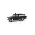 Miniatura escala H0 Seat 1400-C funerario
