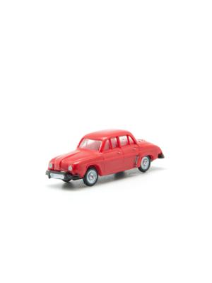Miniatura escala H0 Renault Dauphine