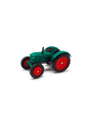 Miniatura escala H0 Tractor Hanomag Barreiros (varios colores)